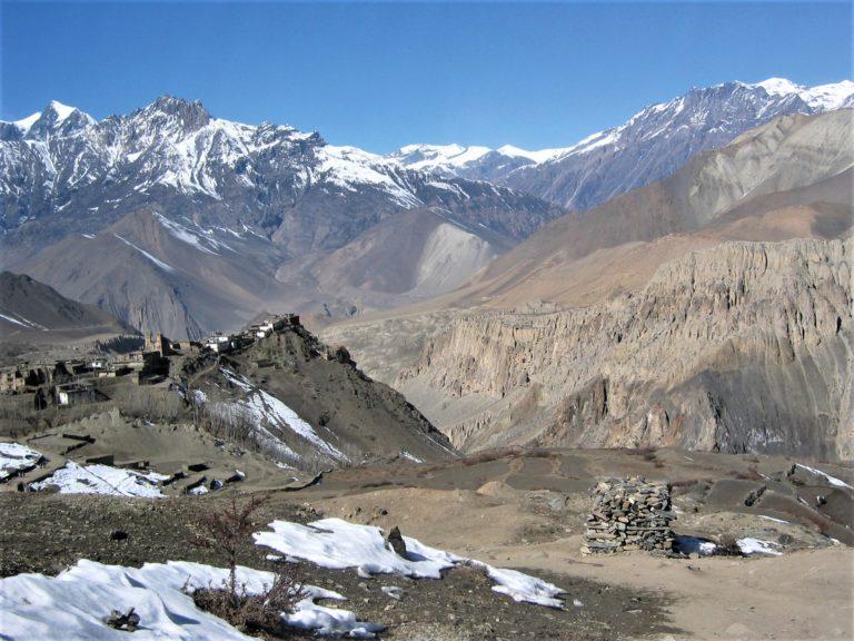 Annapurna-Gebiet, Jharkot