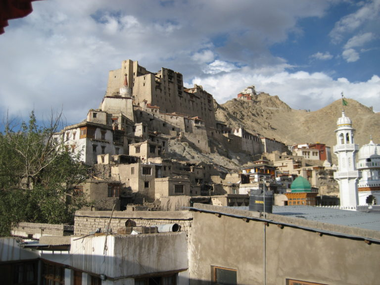 Indien, Ladakh, Hauptstadt Leh