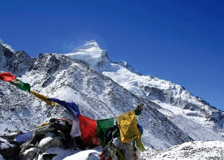 Indien, Sikkim, Kanchenunga, Goecha La