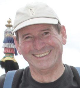 Paul Nicolini, Gründer und Inhaber von Himalaya Fair Trekking (HFT)