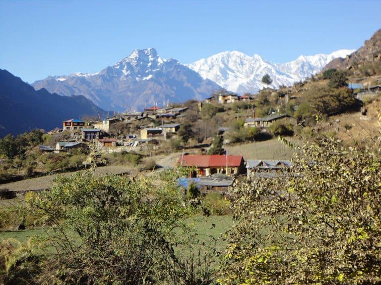 Nepal, Tsum Valley