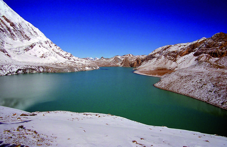 Nepal: Tilicho Lake im Annapurna-Gebiet