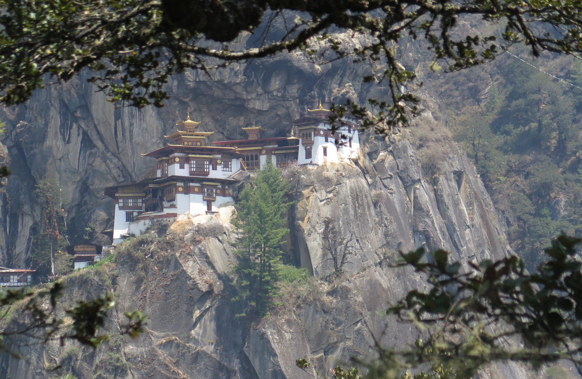 Bhutan: Tiger Nest Kloster
