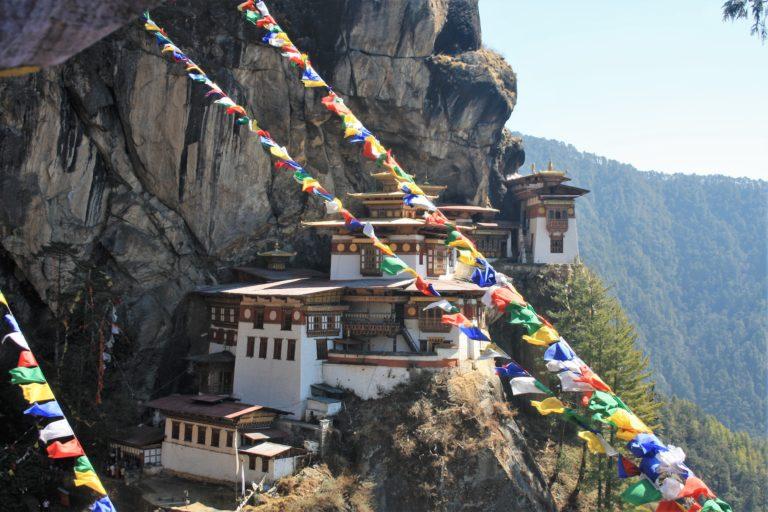 Bhutan, Tiger Nest Kloster