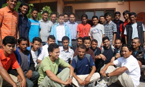 HFT-Staff in Nepal