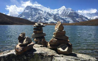 Nepal, Annapurna, Ice Lake / Annapurna Circuit
