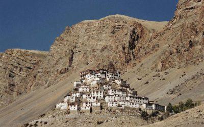 Kye Monastery in Spiti