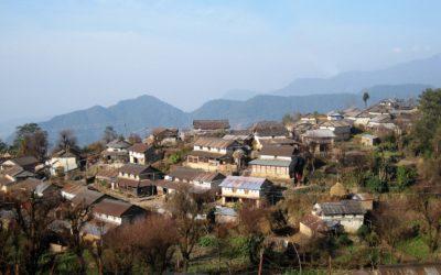 Annapurna, Ghaley Gaun 4