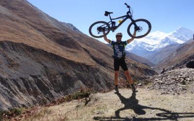 Nepal: Mit dem Mountainbike rund um die Annapurna (2018): Glück pur