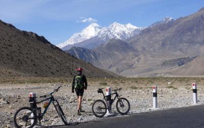 Nepal: Mit dem Mountainbike rund um die Annapurna (2018), (T903)