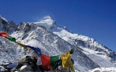 Goecha La (4940 m) , ein Pass in Sikkim