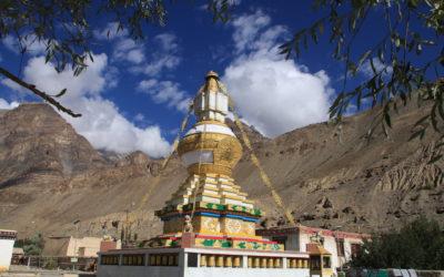 Indien, Spiti Valley: Tabo Monastery