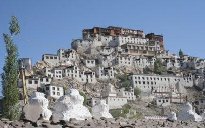 Kulturreise in Ladakh: Kloster Thikse