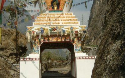 Annapurna Runde (T109, T103), Chame